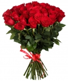 Red roses Long stem, 35-39 inch