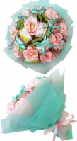 Elite Tea and Sweets Bouquet
