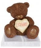 The Chocolate Teddy