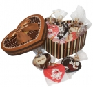 The Chocolates Hearts Set