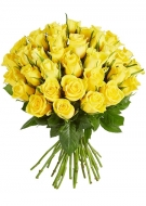 Yellow roses Medium size, 24-27 inch