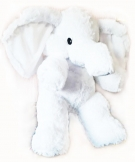 Elephant White from 50 to 120 cm