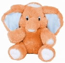 Cream-Caramel Elephant from 50 to 120 cm