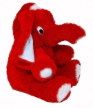 Red Elephant from 50 to 120 cm