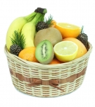 Small Winter Fruit Basket