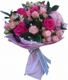 Luxury Pink Tones bouquet