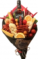 Jack Daniels Edible Bouquet