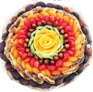 Dried Fruits - Rose bouquet