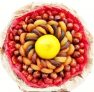 "Dried Fruits - ""Lemon"" bouquet"