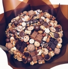 Large Chocolates Bouquet