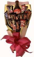 Black Sweets Bouquet