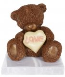 The Chocolate Teddy    Total weight 500 gr