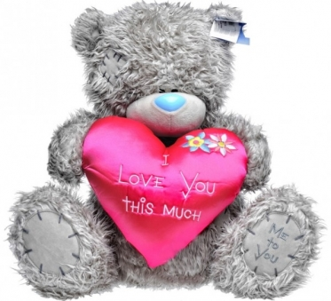With Love, your Teddy