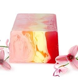 Natural Hand Made Soap The Spring Breath