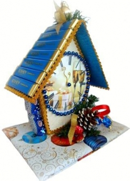 Clock-House  Sweets Arrangement