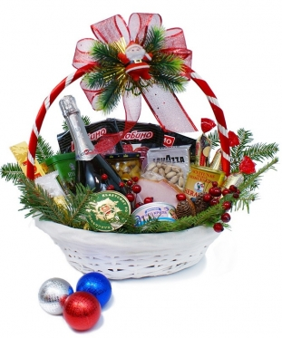 Christmas Care Basket