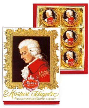Reber Mozart, Small box