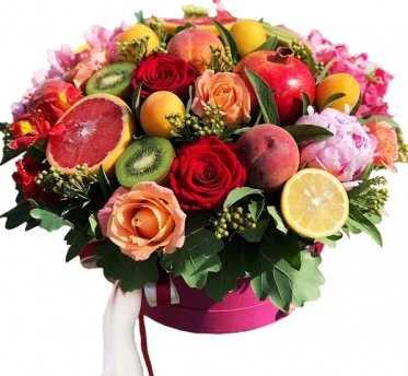 Fruits & Flowers mix