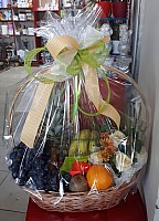 Basket of fruits image 0