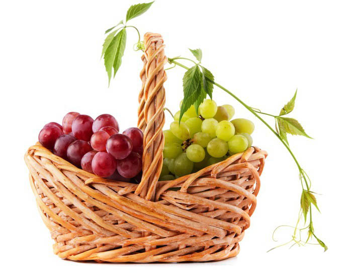Grapes Basket ........  (choose the size) image 0